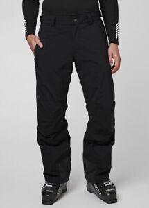 Helly Hansen Legendary Isolé Ski Pantalon 65704/990 noir nouveau