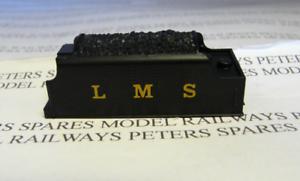 Duchess New Spares N Graham Farish GF37 LMS Black Tender Top For 8F Black 5