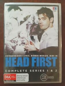 Head-First-Series-1-2-3-DVD-Set-Region-4-BRAND-NEW-amp-SEALED-Free-Post