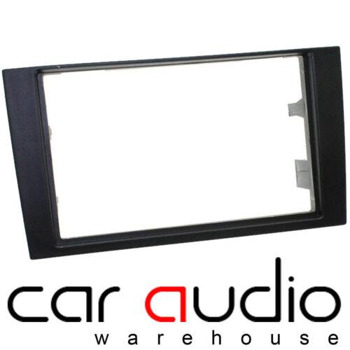 Connects2 CT24AU21 Audi A4 2001-2008 Car Stereo Single Din Fascia Facia Panel