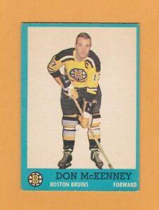 1962-63-NHL-Topps-10-Don-McKenney-Ex