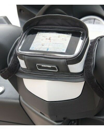 Port Smartphone GPS Guidon Oj M089 Case Écran Tactile Suzuki Burgman 125 K7