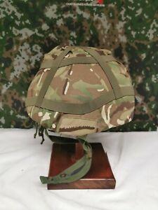 British Army Military SAS SBS Surplus MK6A GS Ballistic Combat Hel met - M