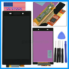 Black LCD Touch Screen Digitizer Replace F/Sony Xperia Z1 L39h C6902 C6903 C6943