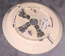 Notifier Bx 501 Smokeheat Detector Base