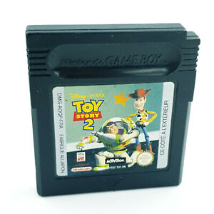 Disney-Pixar-Toy-Story-2-Jeu-Nintendo-Game-Boy-PAL-FRA