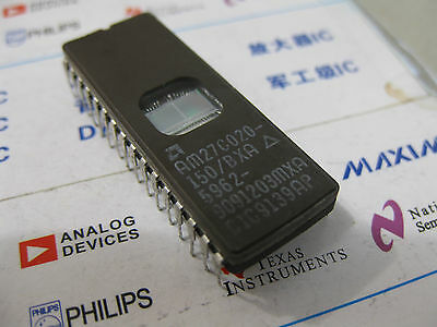 1PCS//5PCS AM27C020-120DC AM27C020 32PINS 2 Megabit 256 K x 8-Bit CMOS AMD