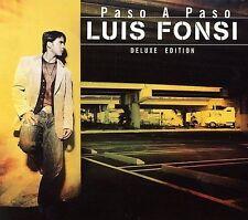 Paso a Paso by Luis Fonsi (CD, Jan-2006, Universal Music Latino)