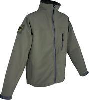Web-tex Tactical Soft Shell Waterproof Jacket O/green (all Sizes) Â ]