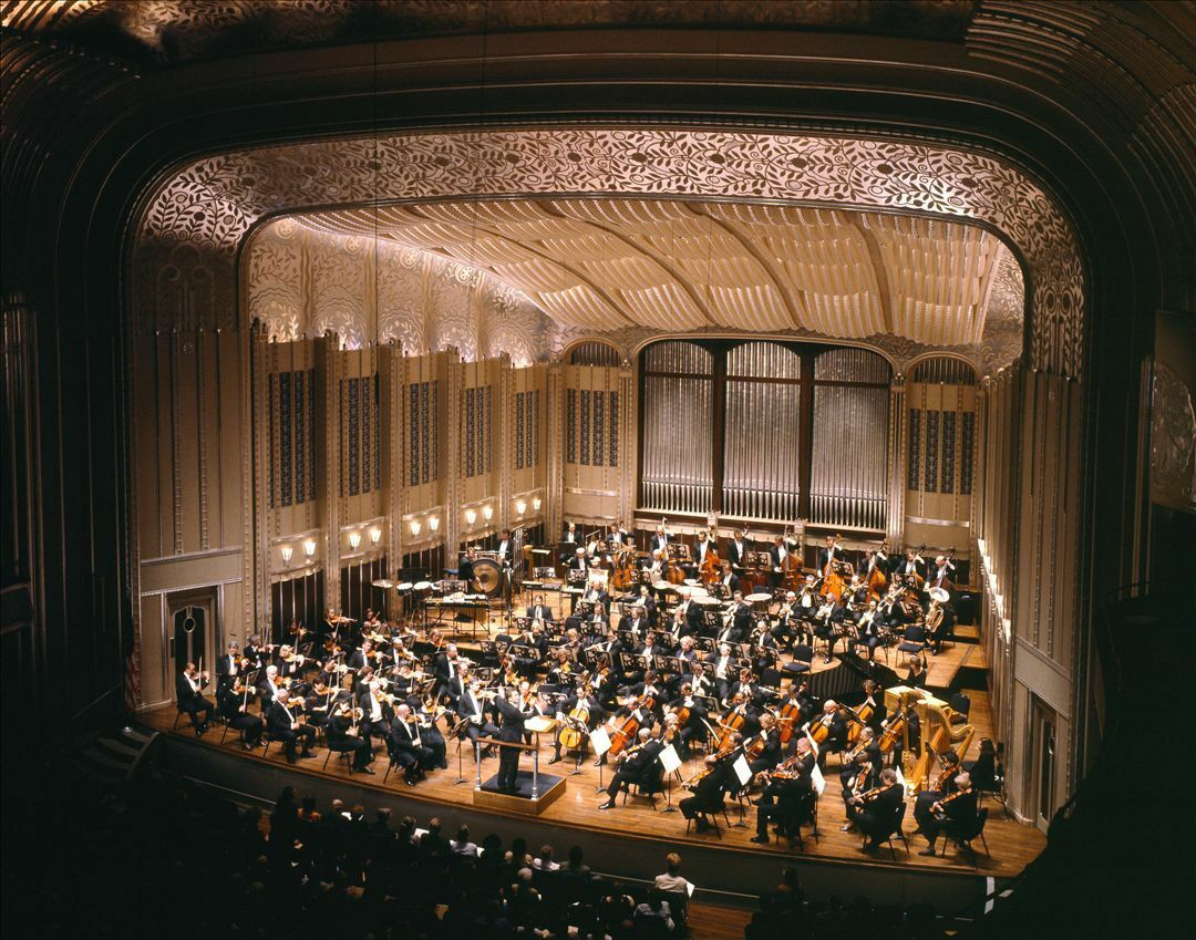 Cleveland Orchestra presents Murray Perahia performs Beethoven Cleveland
