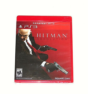 Hitman-Absolution-Greatest-Hits-Playstation-3-PS3-Brand-New-Free-Shipping