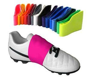 cf81b3f22fb7 Lace Covers Soccer Shoe Boot Bands Shoelace Hot Spots Sweet Spot AFL ...