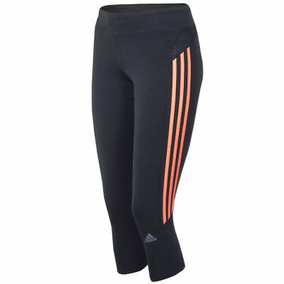 adidas Damen Response 3/4 Tight ClimaLite Laufhose Running Hose Fitnesshose  NEU | eBay