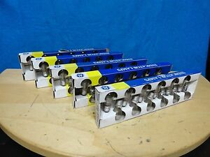 GENERAL ELECTRIC * MINIATURE LAMPS * MODEL 656 * 155 volts * (LOT OF 60) * NEW