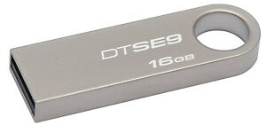 Kingston DataTraveler SE9 16 GB USB 2.0 Pen Drive 16GB Pendrive
