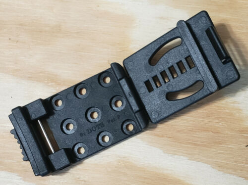 """DOTS COMBAT CLIP WITH 3//4/"""" SPACING FOR REPLACEMENT ON KYDEX SHEATHS DOTS001"""