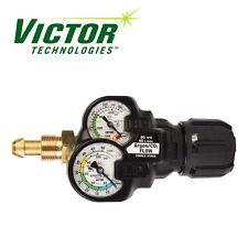 Victor Inert Gas Argon Regulator Edge 20 Flow Gauge Ess32 80cfh 580 0781 3641