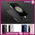 ETUI COQUE + VERRE TREMPÉ PROTECTION INTÉGRALE 360° POUR iPhone 6 / 6+ / 7 / 7+