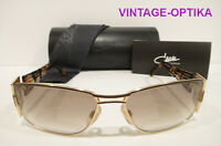 Cazal 9020 Sunglasses Color (003) Brown Gold Authentic Vintage