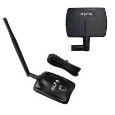 ALFA AWUS036NHA 802.11n Wi-Fi USB Adapter + APA-M04 7 dBi directional antenna