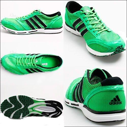 Unisex Adidas AdiZero Pro 4 Running shoes Womens Ladies Trainers Rrp  Rare