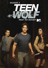 TEEN WOLF: THE COMPLETE SEASON TWO (NEW DVD)