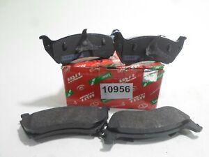 Pills Rear Brake Pads Brake Pad Set Rear TRW MERCEDES M From 98