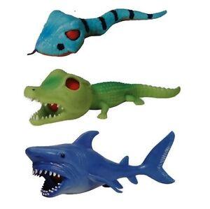 You-Pick-Alligator-Shark-or-Snake-Squeeze-Head-Eye-Poppers-Fidget-Stress-Ball