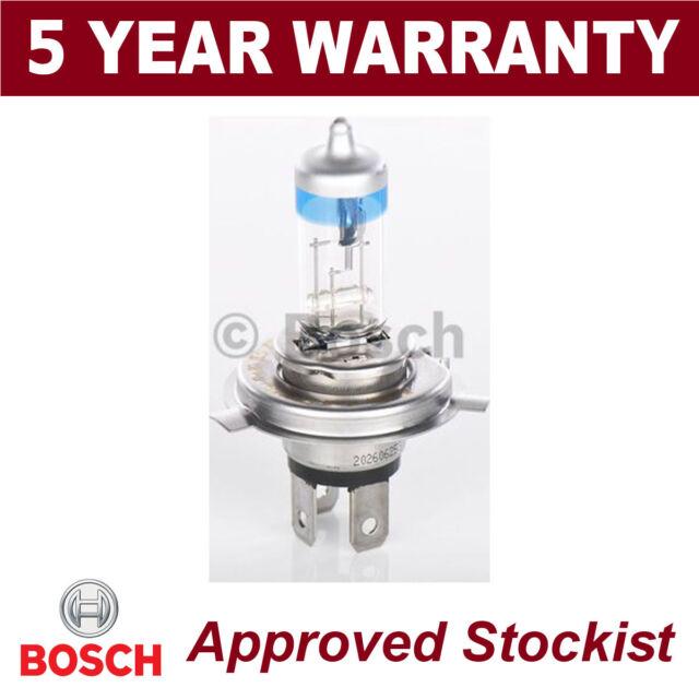 Bosch Plus 90% más Brillo Bombilla 472 H4 12v 60/55w P43t 1987302144