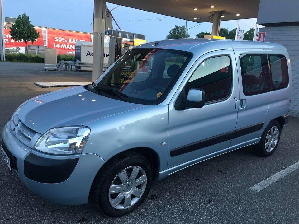 Citroën Berlingo, 1,6 HDi Multispace, Diesel