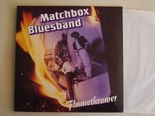 MATCHBOX BLUESBAND - Flamethrower LP L+R Records 1988