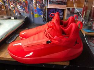2a3d62bc39905a Nike Jordan Jumpman Hustle Infrared 23 Black Size US 11 Men AQ0397 ...