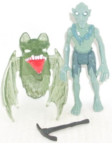 Complete Alan Moore Vintage Multi-annonce Kenner Swamp Action Figures