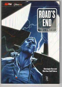 ROAD'S END di Bazzani - Dell'Edera (2003) - Magic Press