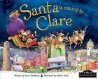 Santa is Coming to Clare by Steve Smallman (Hardback, 2014)