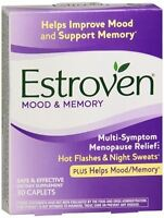 Estroven Plus Mood - Memory Caplets 30 Caplets (pack Of 5) on sale