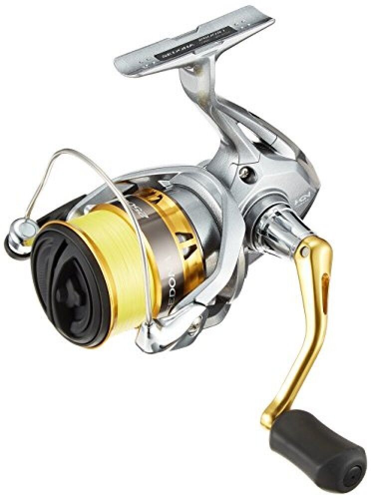 2017 Shimano Reel 17 Sedona 2500 S with PE line (No.1-100 m) from japan