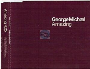 GEORGE-MICHAEL-amazing-CD-PROMO
