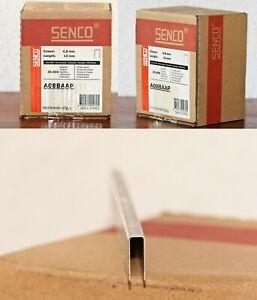 Pack SENCO C-Klammer 14 mm verzinkt CP C