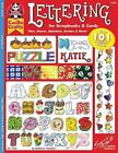 Lettering for Scrapbooks & Cards: Titles, Names, Alphabets, Borders & More! von Suzanne McNeill (2002, Taschenbuch)