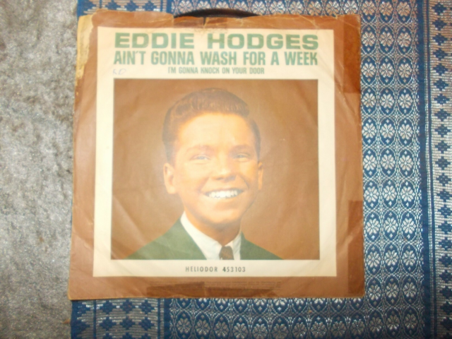 Single, Eddie Hodges, Im gonna Knock on your door, Pop,…