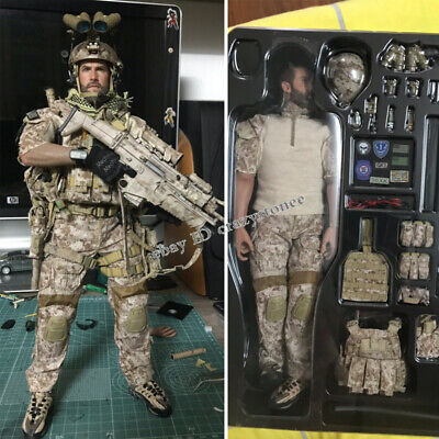 """SoldierStory SS106 1//6 Medal Of Honor Navy SEAL /""""Voodoo/"""" Vest /& Pouches Model"""