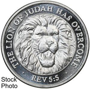 2008 Kingdom Shekel The Lion Of Judah 1 2 Oz 999 Fine