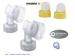 NEW - Medela PersonalFit Connector WITH Valve & Membrane ( bulk).,