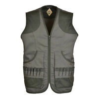Ouverture Hunting Gilet Vest - Shooting Waist Coat 16 Cartridge Holder All Sizes