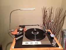 Turntable Lamp From London Analogue. Excelvan Light for UK-EU