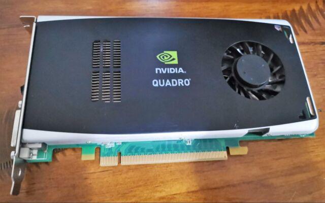 HP NVIDIA Quadro FX 1800 Professional Video Card