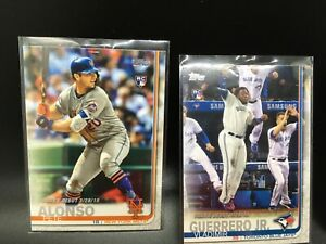 Lot-of-4-2019-Topps-Update-RC-Alonso-Guerrero-Tatis-jr-Jimenez-rookies