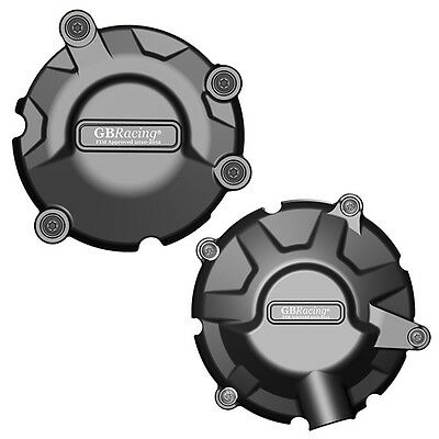 GBRacing MV Agusta F3 675 800 Motordeckel Set Engine Cover Protektoren Kit