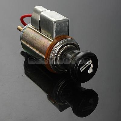 Car 12V Cigarette Lighter & Socket Illuminated Classic For Austin Metro Healey